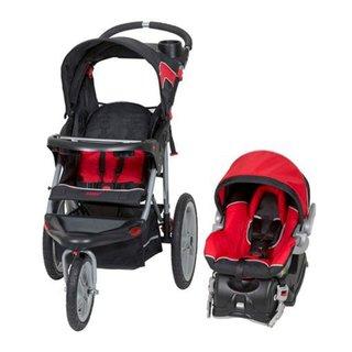 Baby Trend Range Stroller Travel System, Rio