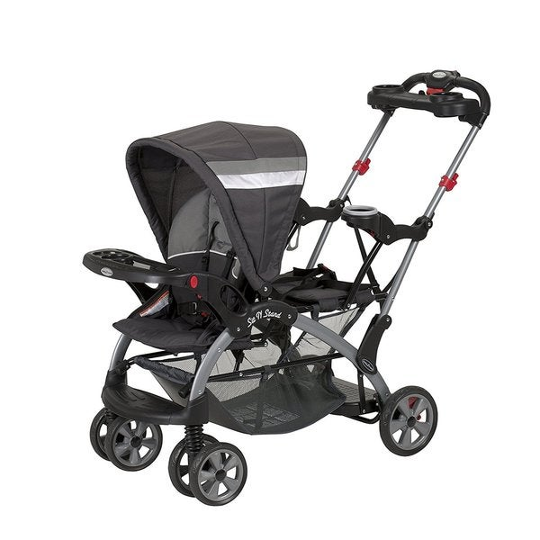 Shop Baby Trend Sit N Stand Ultra Double Stroller Liberty