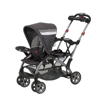 Baby Trend Sit N Stand Ultra Double Stroller, Liberty