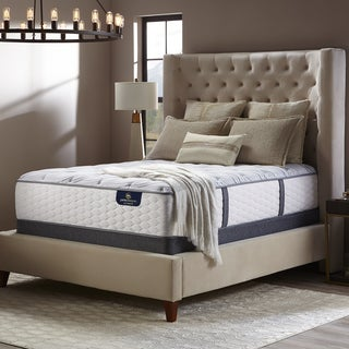 Serta Perfect Sleeper Norchester Luxury Firm Queen-size Mattress Set