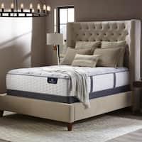 Serta Perfect Sleeper Norchester Luxury Firm Queen-size Mattress Set