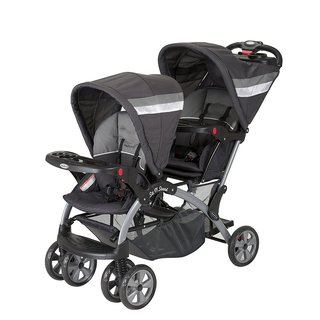 Baby Trend Sit N Stand Double Stroller, Liberty