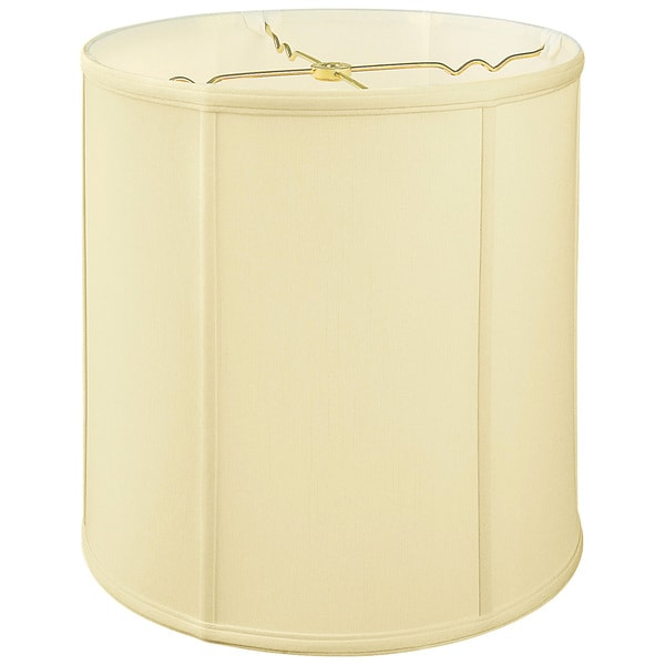 Royal Designs Basic Drum Lamp Shade, Eggshell, 9 x 10 x 10, BS-719-10EG