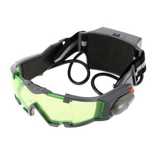 Green Lens Adjustable Night Vision Goggles