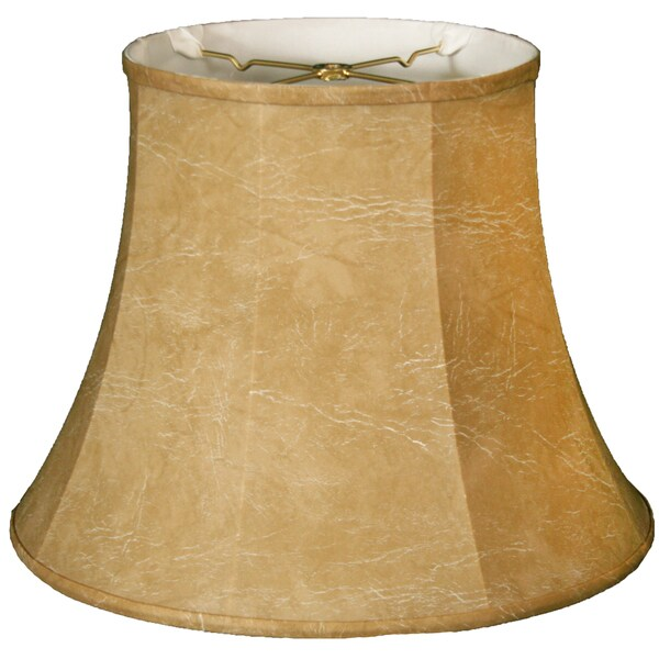 Royal Designs Modified Bell Lamp Shade, Mouton, 10.5 x 17 x 13.375