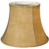 Royal Designs Modified Bell Lamp Shade, Mouton, 9.5 x 15 x 11.5