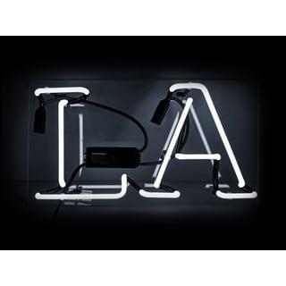 Oliver Gal 'LA' Neon Sign