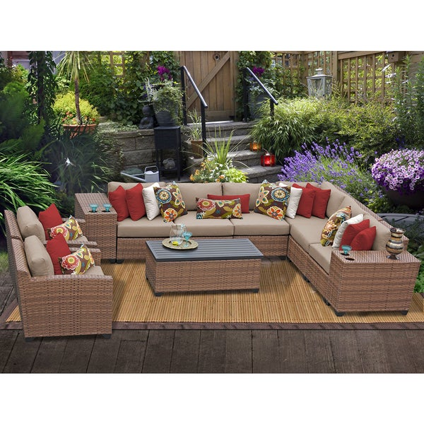 Nice ... Laa 11 Piece Outdoor Wicker Patio Furniture Set 11d; Santa Rosa Ca  95404 Bennett Valley Estate; Residential Pest Control ... Part 10