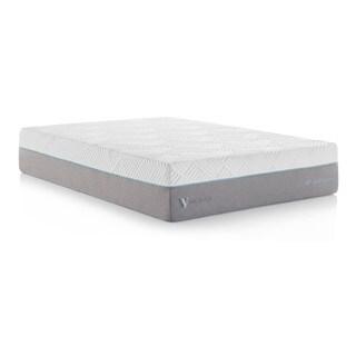 WELLSVILLE 14-inch Split Queen Size Gel Memory Foam Hybrid Mattress
