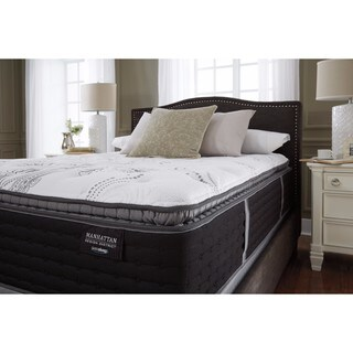 Sierra Sleep by Ashley Manhattan Design District King Size Mattress