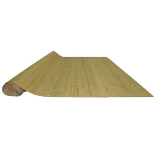 BAMBOO PANELS 4FT H x 8FT L RAW GREEN