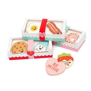 AMC Sugarbelle Cookie Box Double Pink/Red/Wht 3pc