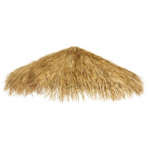 Mexican Palm Thatch Umbrella 9'