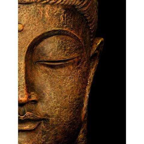 Handmade Serene Buddha Wall Art