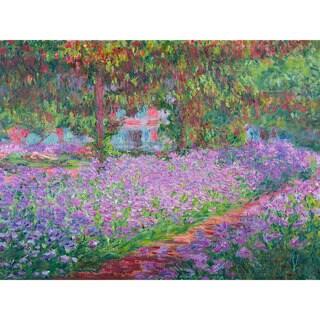 Monet's Garden Wall Art