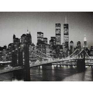 Handmade Brooklyn Bridge Wall Art