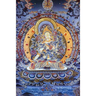 Radiant Tara Tibetan Wall Art