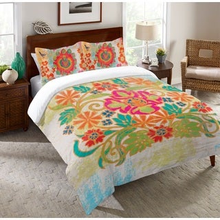 Laural Home Bohemian Dreams Duvet Cover