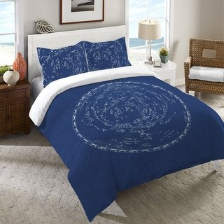 Laural Home Counting Stars Duvet Cover