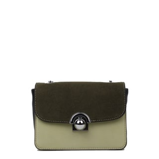Nikky Riko Olive Mini Chain Strap Shoulder Bag