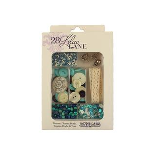 Buttons Galore LL Embellishment Kit Attic Findings
