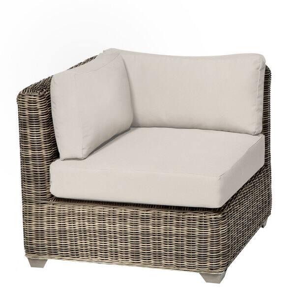 Cape Cod 6 Piece Outdoor Wicker Patio Furniture Set 06a Overstock 15279052