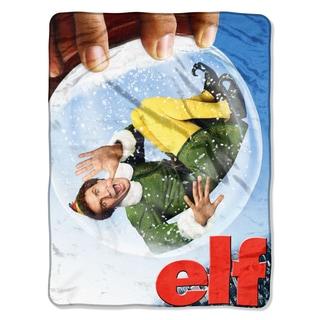 Elf Globe Throw
