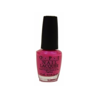 OPI Nail Lacquer Hotter Than You Pink