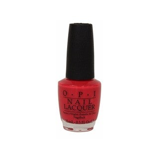 OPI Nail Lacquer She's a Bad Muffuletta!