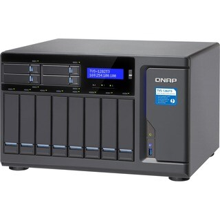QNAP Turbo vNAS TVS-1282T3 SAN/NAS/DAS Server