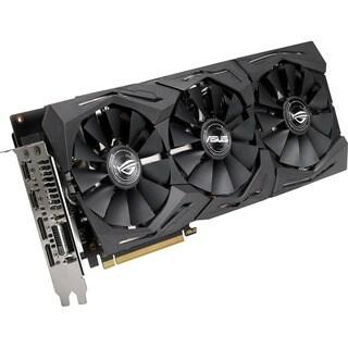 ROG ROG-STRIX-RX580-O8G-GAMING Radeon RX 580 Graphic Card - 1.36 GHz