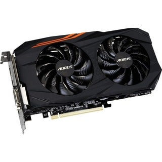 Aorus GV-RX570AORUS-4GD Radeon RX 570 Graphic Card - 1.28 GHz Core -