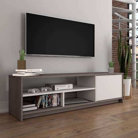 Bestar Small Space 53.5-inch TV Stand
