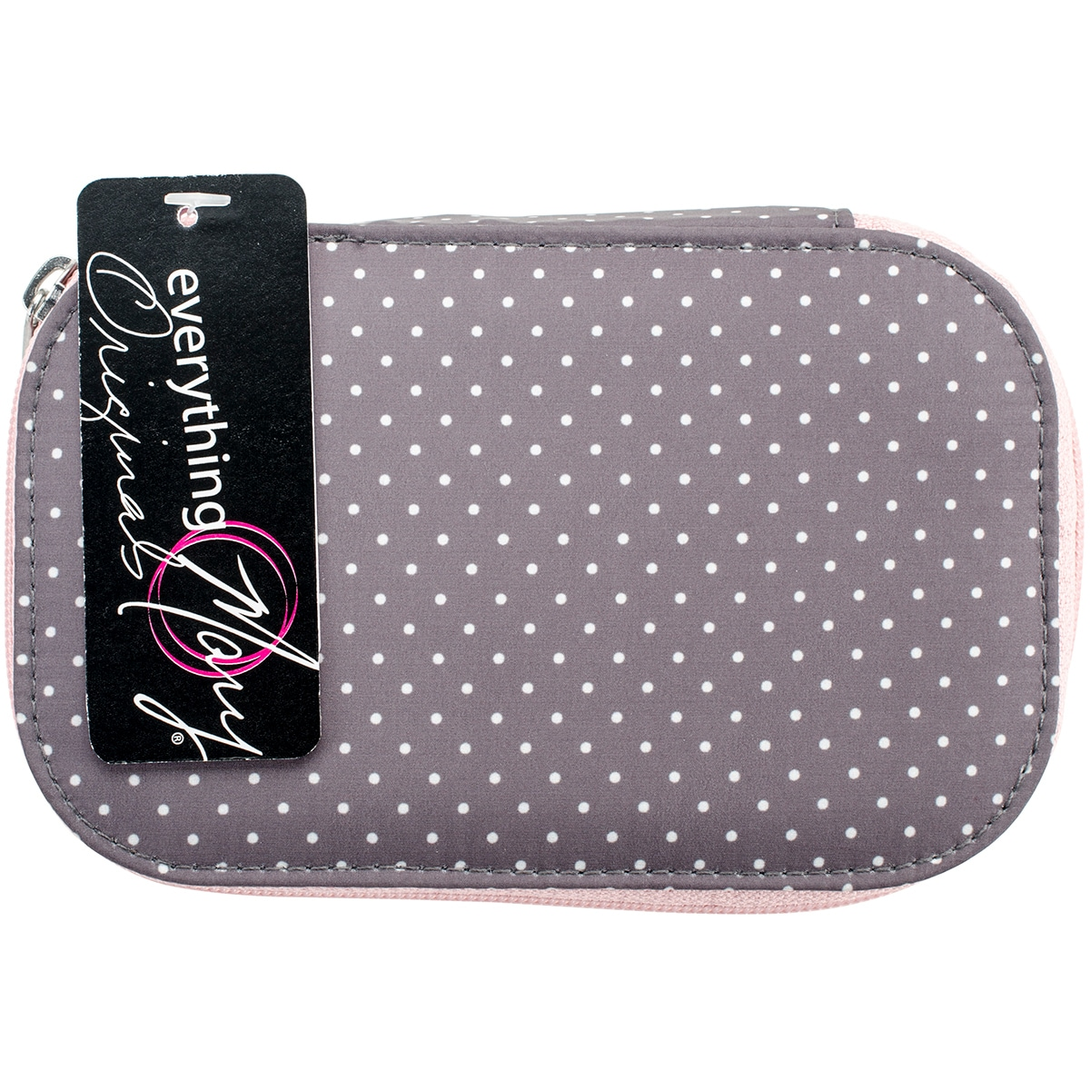 Everything Mary Zip Around Sewing Kit Pink/Grey (Sewing K...