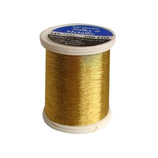 Sulky Metallic Thread King Sz 1000yd Brass