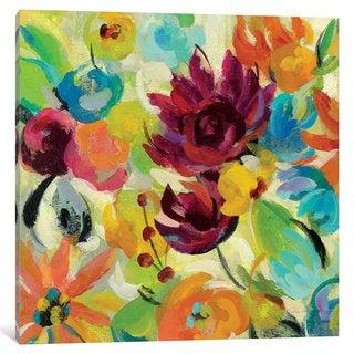 iCanvas 'Autumn Joy II' by Silvia Vassileva Canvas Print