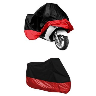 Waterproof Motorcycle Storage Cover UV Protector Rain Dust Proof