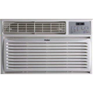 Haier 10,000 BTU, 9.7 CEER, Electronic, Through the Wall Air Conditioner With Remote