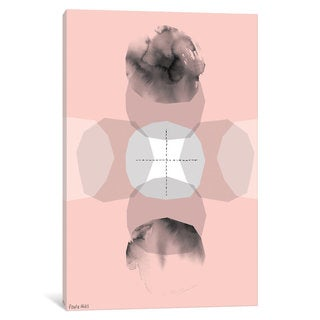 iCanvas 'Pale Cross Journey' by Sweet William Canvas Print
