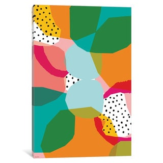 iCanvas Geometric Shapes by Sweet William Canvas Print