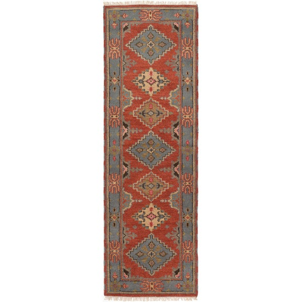 Shop Ecarpetgallery Royal Kazak Brown Wool Hand Knotted