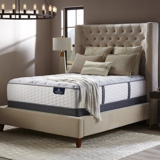 Serta Perfect Sleeper Norchester Luxury Firm Split Queen-size Mattress Set