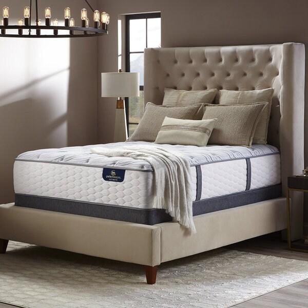 Serta Perfect Sleeper Norchester Luxury Firm Split Queen-size Mattress Set