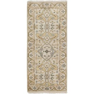 eCarpetGallery Royal Ushak Ivory Hand-knotted Wool Rug (2'8 x 5'11)|https://ak1.ostkcdn.com/images/products/15282837/P21752035.jpg?impolicy=medium
