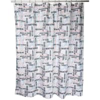Famous Home In-Transit Shower Curtain
