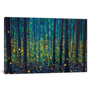 iCanvas 'Fireflies' by db Waterman Canvas Print