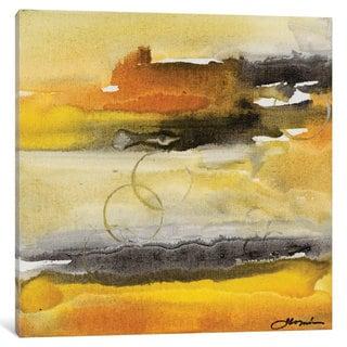 iCanvas Paradise Island II by Joyce Combs Canvas Print