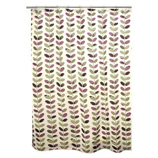 Famous Home Colorful Vines Shower Curtain