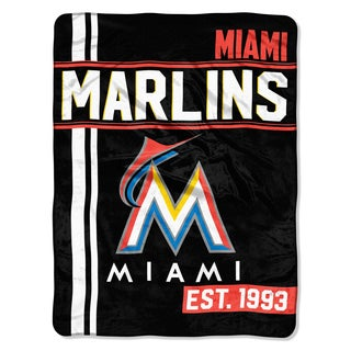 MLB 659 Marlins Walk Off Micro Throw