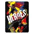 Batman V Superman DOJ Super Heroes Throw